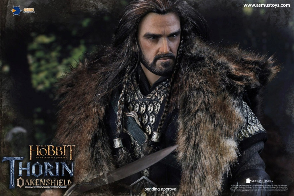 "asmus - NEW PRODUCT: Asmus Toys New: 1/6 ""Hobbit: Unexpected Journey"" - Thorin Oakenshield 13365710"