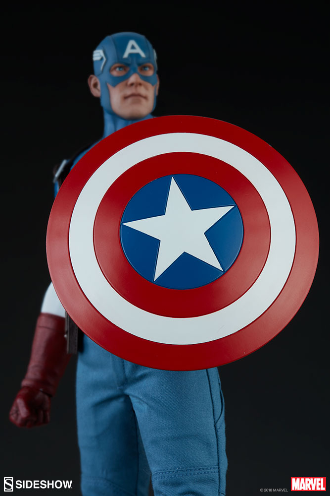 captainamerica - NEW PRODUCT: SIDESHOW COLLECTIBLES: CAPTAIN AMERICA 1/6 SCALE FIGURE 1348