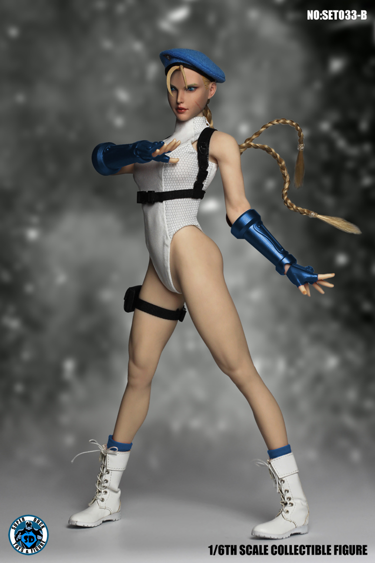 SuperDuck - NEW PRODUCT: SUPER DUCK New: 1/6 Cosplay Series - SET033 Special Forces Fighting Goddess (A, B two colors) 1373