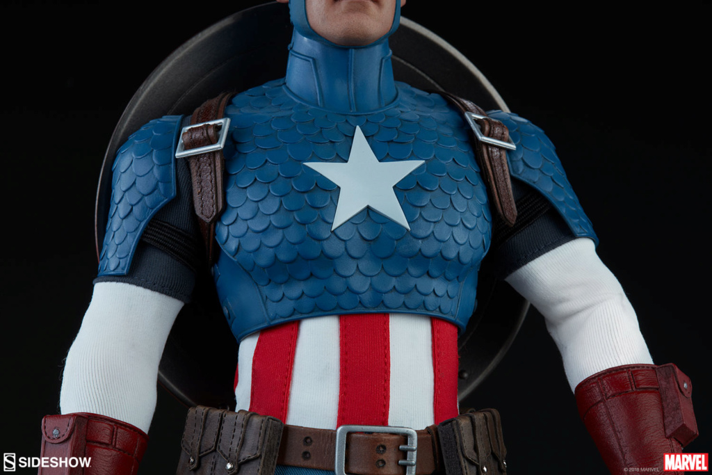 captainamerica - NEW PRODUCT: SIDESHOW COLLECTIBLES: CAPTAIN AMERICA 1/6 SCALE FIGURE 1442