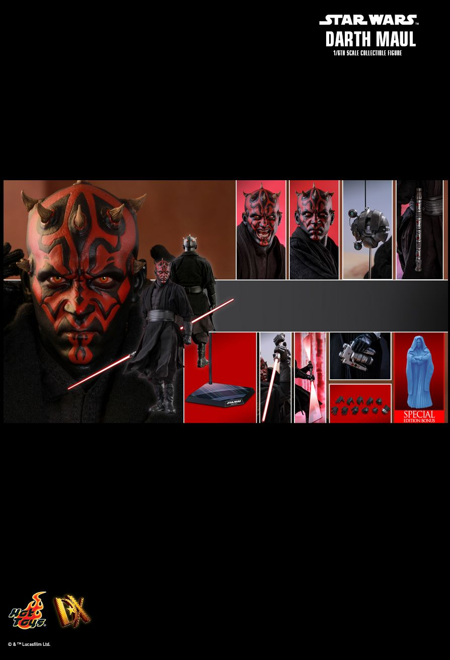Topics tagged under darthmaul on OneSixthFigures 1451