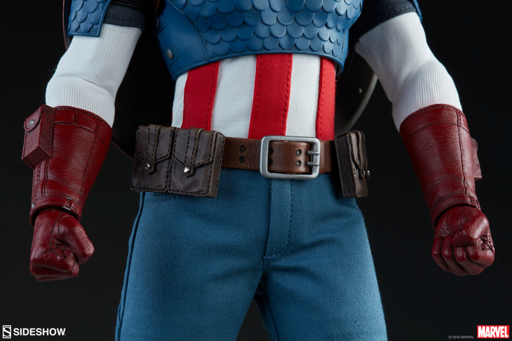 captainamerica - NEW PRODUCT: SIDESHOW COLLECTIBLES: CAPTAIN AMERICA 1/6 SCALE FIGURE 1538