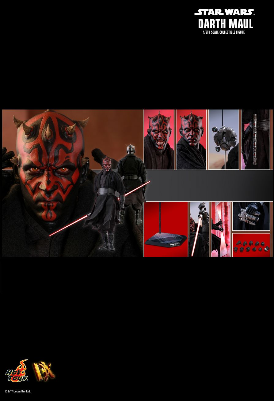 Topics tagged under darthmaul on OneSixthFigures 1547