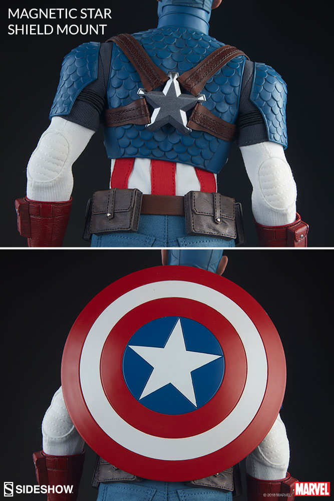 captainamerica - NEW PRODUCT: SIDESHOW COLLECTIBLES: CAPTAIN AMERICA 1/6 SCALE FIGURE 1637