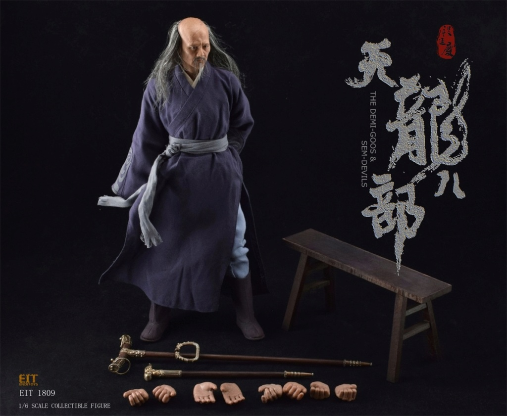 EndIToys - NEW PRODUCT: [EIT] End I Toys New: 1/6 Tianlong Babu - Duan Yanqing Movable (EIT1809) 1639