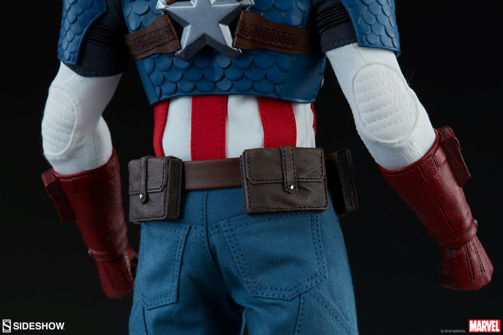 captainamerica - NEW PRODUCT: SIDESHOW COLLECTIBLES: CAPTAIN AMERICA 1/6 SCALE FIGURE 1732