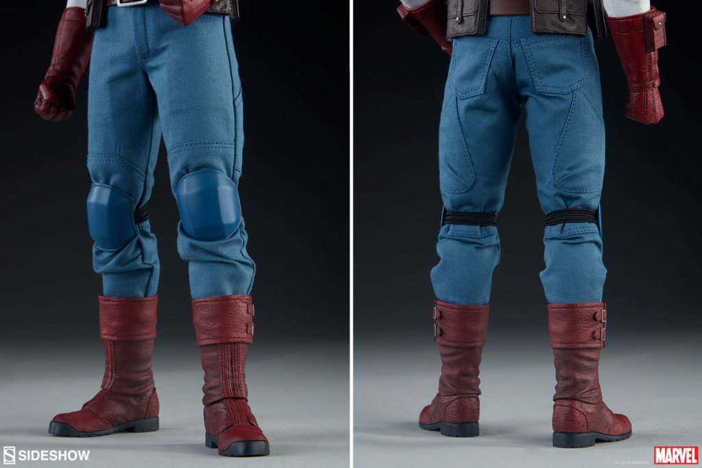 captainamerica - NEW PRODUCT: SIDESHOW COLLECTIBLES: CAPTAIN AMERICA 1/6 SCALE FIGURE 1832