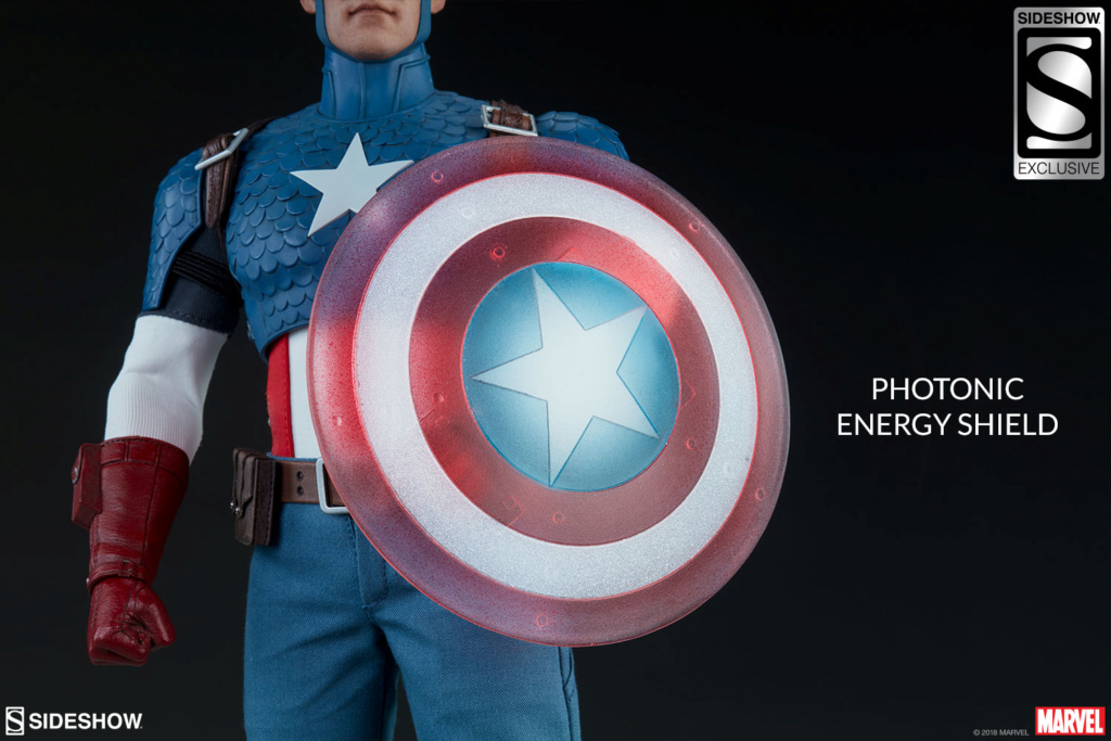 captainamerica - NEW PRODUCT: SIDESHOW COLLECTIBLES: CAPTAIN AMERICA 1/6 SCALE FIGURE 193