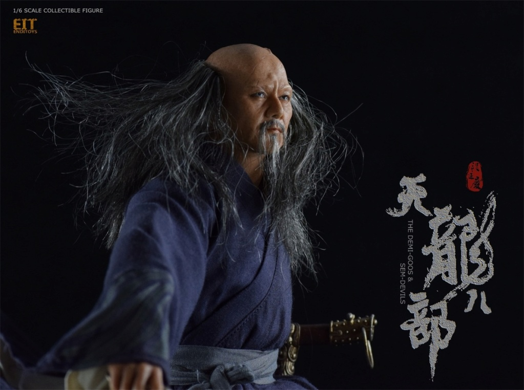 EndIToys - NEW PRODUCT: [EIT] End I Toys New: 1/6 Tianlong Babu - Duan Yanqing Movable (EIT1809) 195