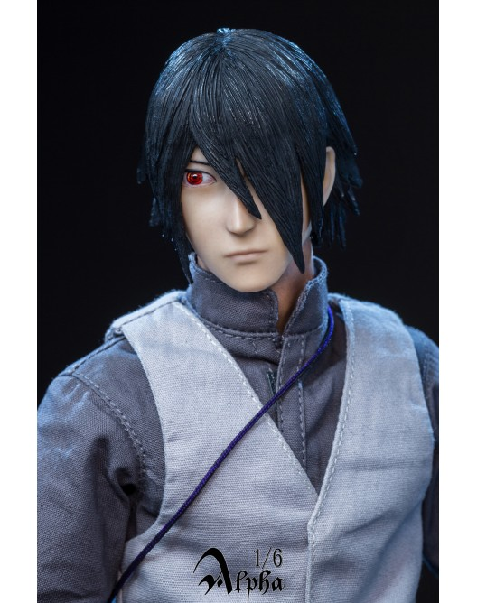 NEW PRODUCT: Alpha 1/6 Scale Sasuke action figure 238
