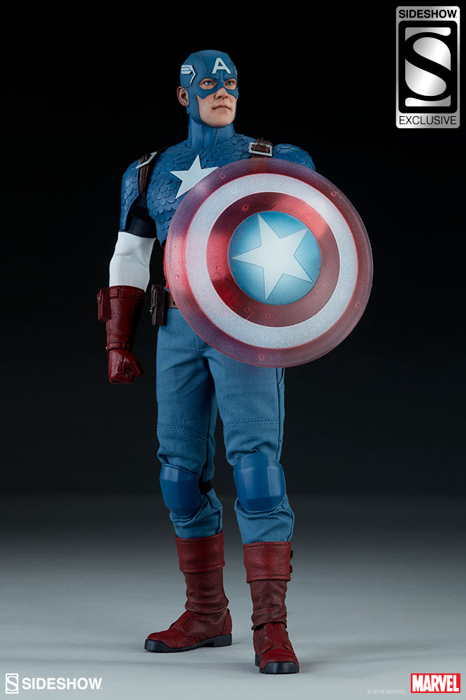 captainamerica - NEW PRODUCT: SIDESHOW COLLECTIBLES: CAPTAIN AMERICA 1/6 SCALE FIGURE 288