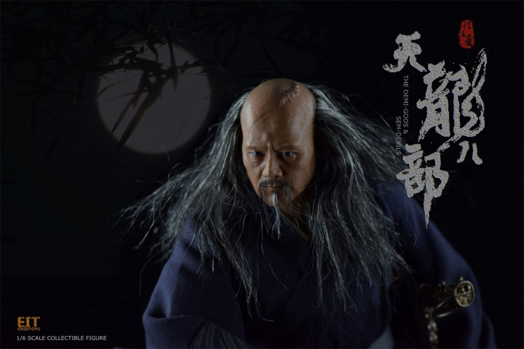 EndIToys - NEW PRODUCT: [EIT] End I Toys New: 1/6 Tianlong Babu - Duan Yanqing Movable (EIT1809) 290