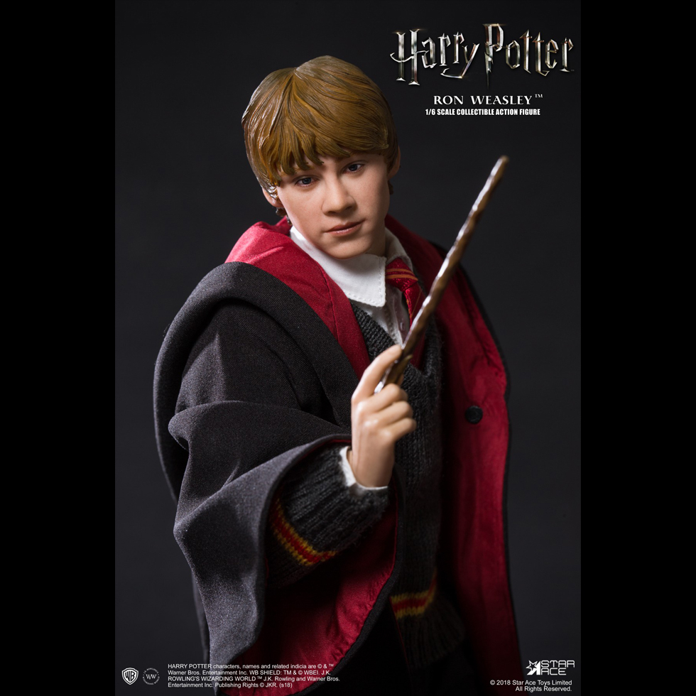 harrypotter - NEW PRODUCT: Star Ace 1/6 Harry Potter Ron Weasley Teenage Version Figure (SA-0059) 3134
