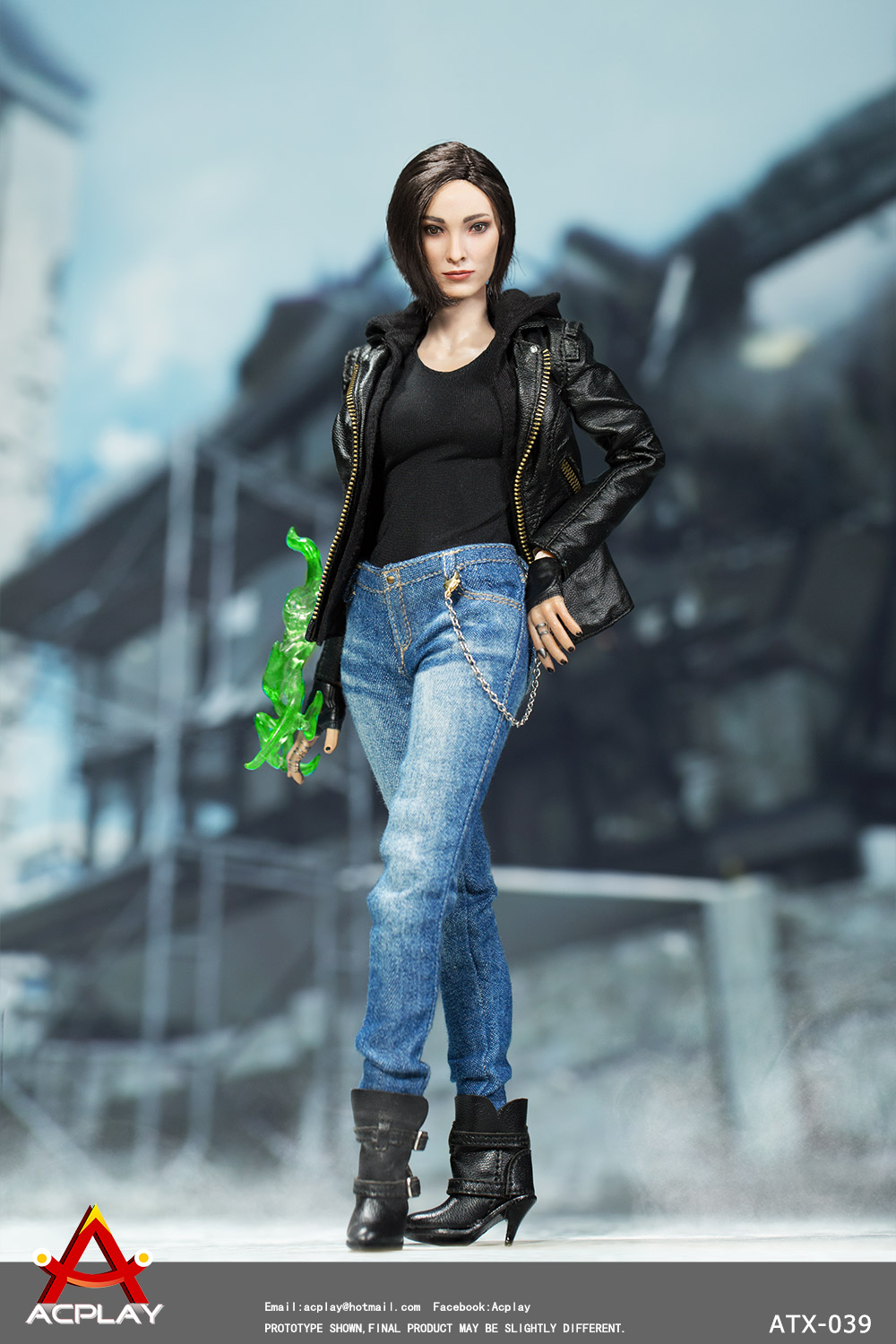 XMen - NEW PRODUCT: ACPlay new product: 1/6 ATX039 super hero magnetic girl box doll 3145