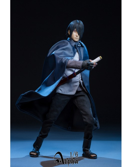 NEW PRODUCT: Alpha 1/6 Scale Sasuke action figure 336