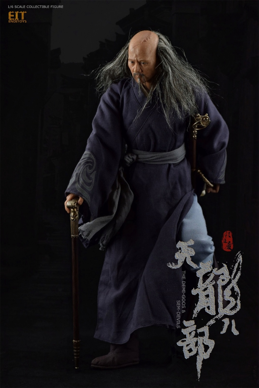 EndIToys - NEW PRODUCT: [EIT] End I Toys New: 1/6 Tianlong Babu - Duan Yanqing Movable (EIT1809) 388