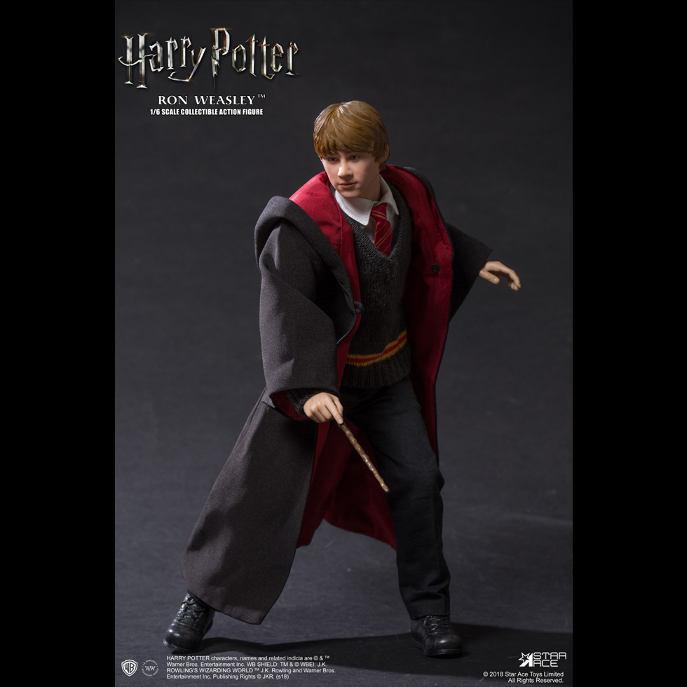 harrypotter - NEW PRODUCT: Star Ace 1/6 Harry Potter Ron Weasley Teenage Version Figure (SA-0059) 4120