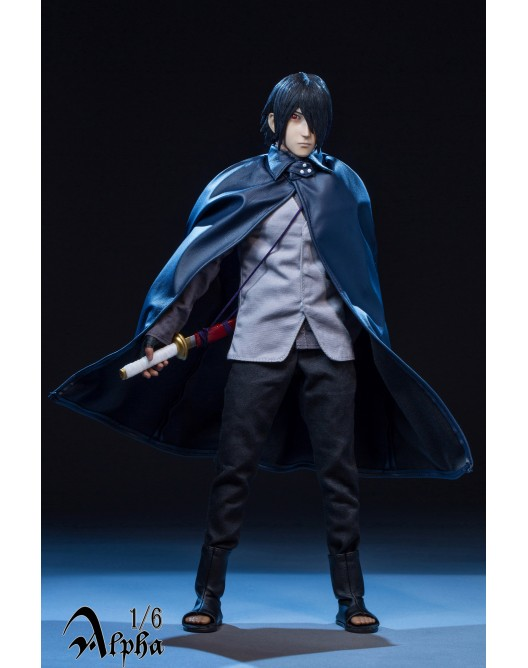 NEW PRODUCT: Alpha 1/6 Scale Sasuke action figure 435