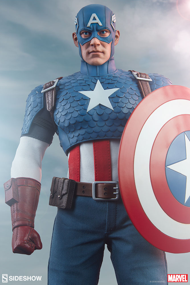 captainamerica - NEW PRODUCT: SIDESHOW COLLECTIBLES: CAPTAIN AMERICA 1/6 SCALE FIGURE 480