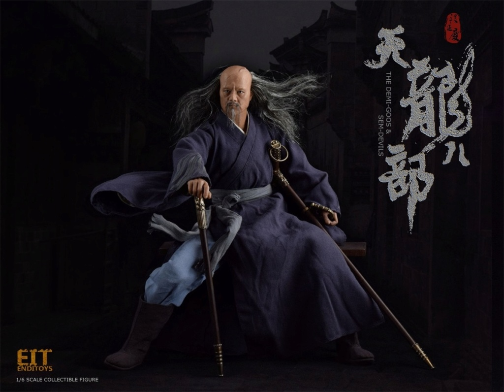 EndIToys - NEW PRODUCT: [EIT] End I Toys New: 1/6 Tianlong Babu - Duan Yanqing Movable (EIT1809) 482