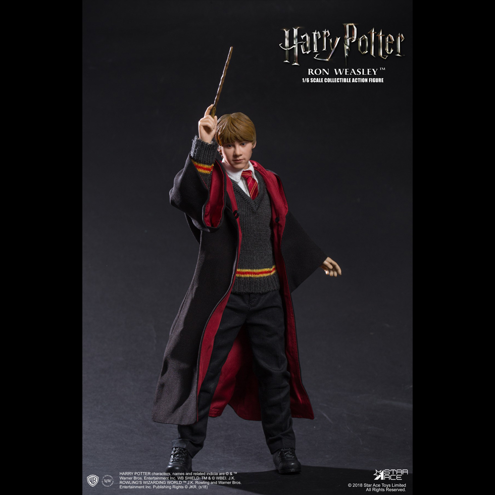 harrypotter - NEW PRODUCT: Star Ace 1/6 Harry Potter Ron Weasley Teenage Version Figure (SA-0059) 5104