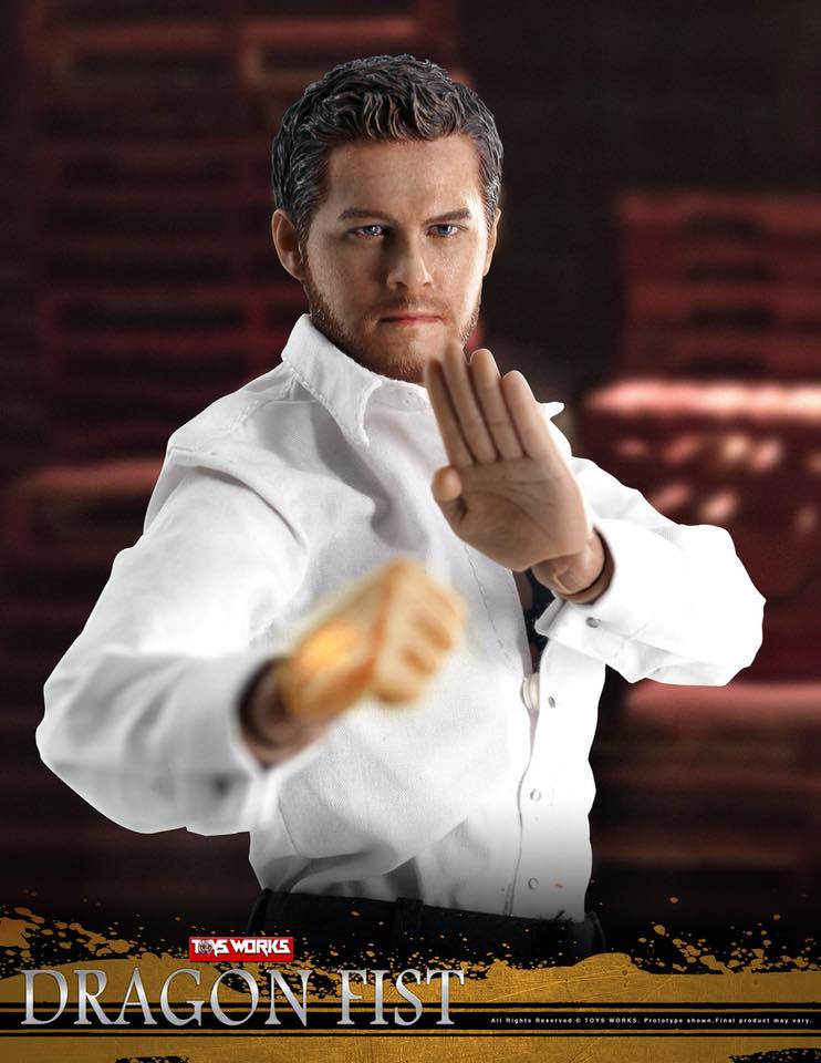 TVShow - NEW PRODUCT: TOYS WORKS TW006 DRAGON FIST - Iron Fist (full details pending) 531