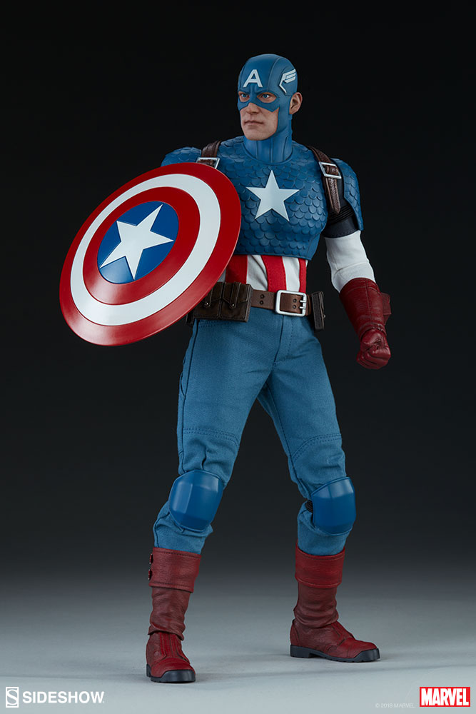 captainamerica - NEW PRODUCT: SIDESHOW COLLECTIBLES: CAPTAIN AMERICA 1/6 SCALE FIGURE 571