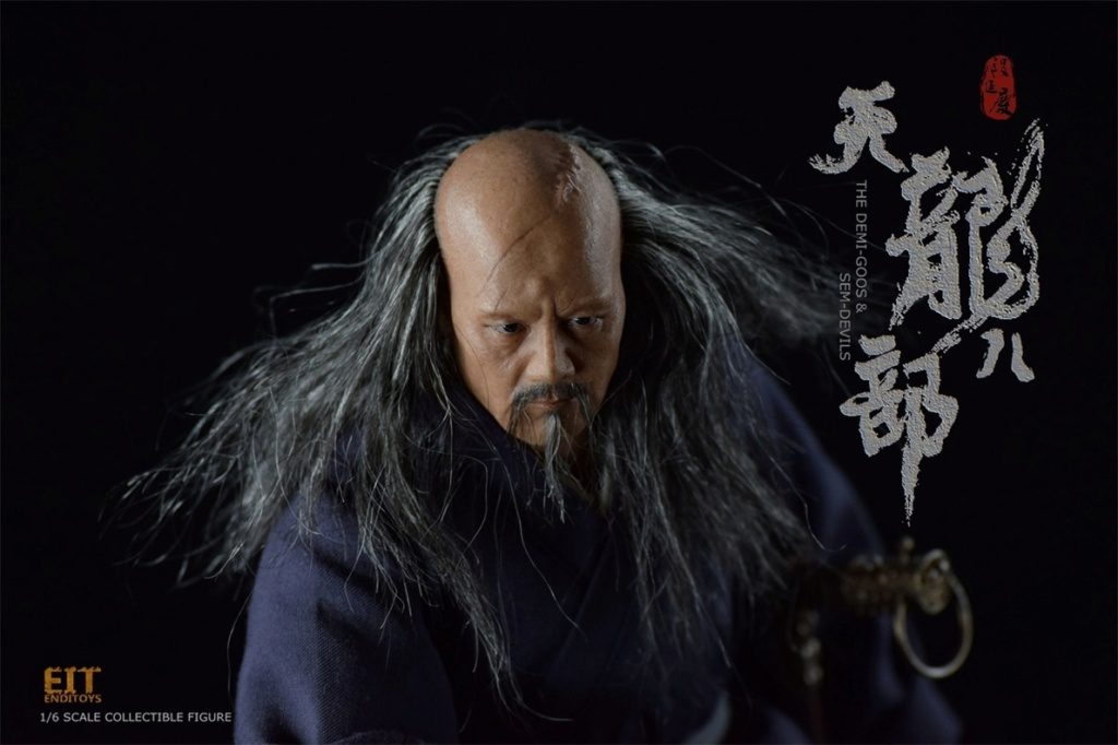 EndIToys - NEW PRODUCT: [EIT] End I Toys New: 1/6 Tianlong Babu - Duan Yanqing Movable (EIT1809) 573