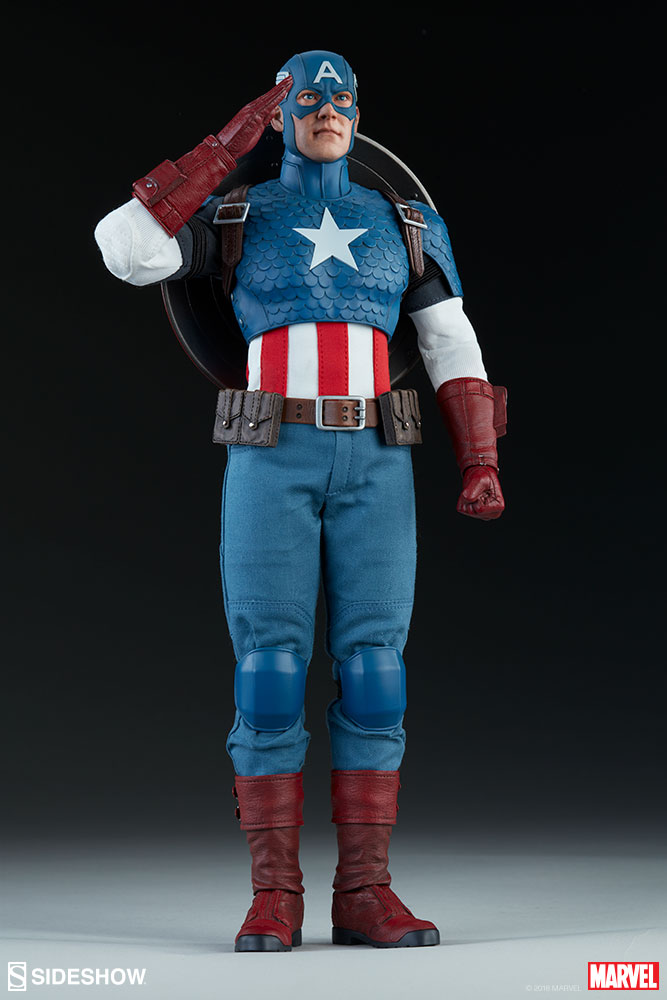 captainamerica - NEW PRODUCT: SIDESHOW COLLECTIBLES: CAPTAIN AMERICA 1/6 SCALE FIGURE 765
