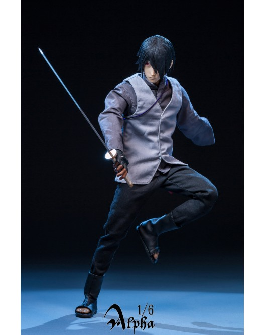 NEW PRODUCT: Alpha 1/6 Scale Sasuke action figure 834