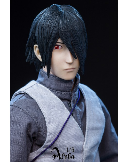 NEW PRODUCT: Alpha 1/6 Scale Sasuke action figure 933