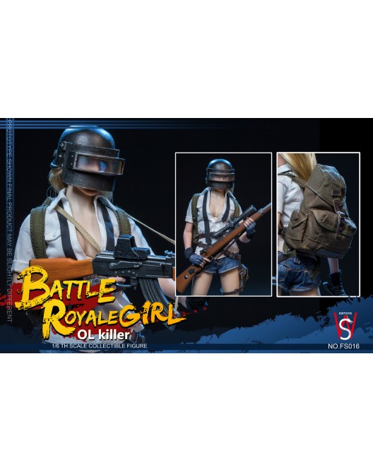 OLKiller - NEW PRODUCT: Swtoys 1/6 Scale Battle Royale OL Killer 946