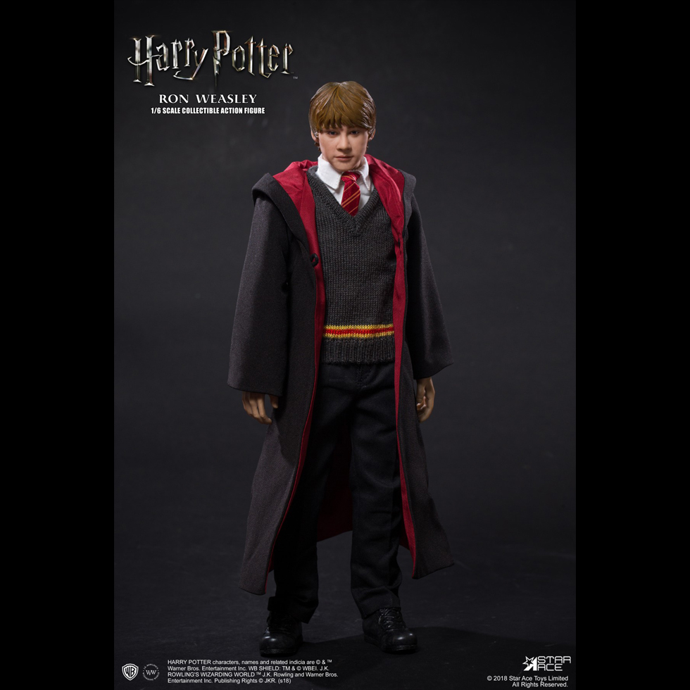 harrypotter - NEW PRODUCT: Star Ace 1/6 Harry Potter Ron Weasley Teenage Version Figure (SA-0059) 986