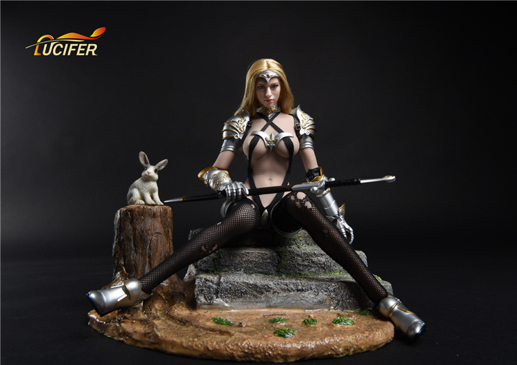 NEW PRODUCT: Lucifer Wings of Dawn Swordsman Version [LXF-1703S] & Big Angels Version [LXF-1703B] 1:6 Figure 9_944610