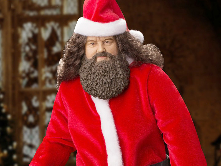 Dog - NEW PRODUCT: Star Ace: Harry Potter and the Sorcerer's Stone Rubeus Hagrid (Santa) 1/6 Scale Figure Ba24dc10