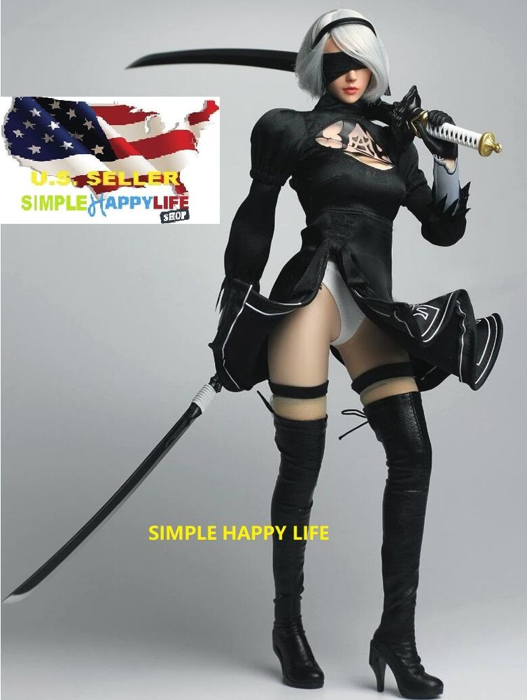 robot - NEW PRODUCT: SUPER DUCK New: 1/6 Cosplay Series - SET019 Sexy Man-made Popcorn + Robot Set S-l10010