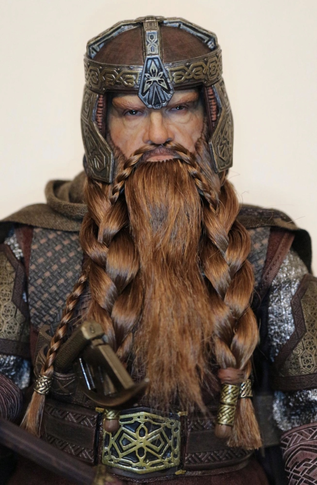 NEW PRODUCT: Asmus Toys The Lord of the Rings Series: Gimli (LOTR018) Timeme18