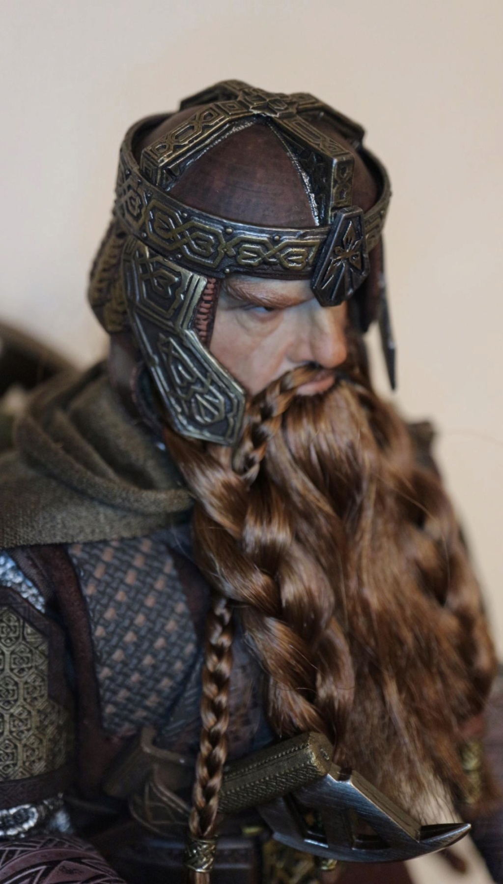 NEW PRODUCT: Asmus Toys The Lord of the Rings Series: Gimli (LOTR018) Timeme19