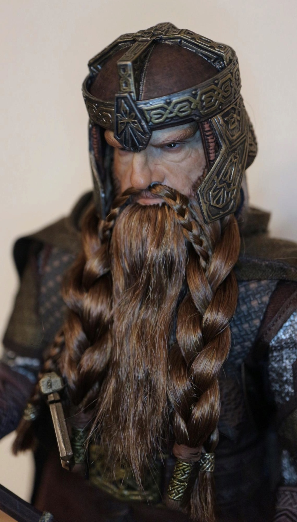NEW PRODUCT: Asmus Toys The Lord of the Rings Series: Gimli (LOTR018) Timeme20