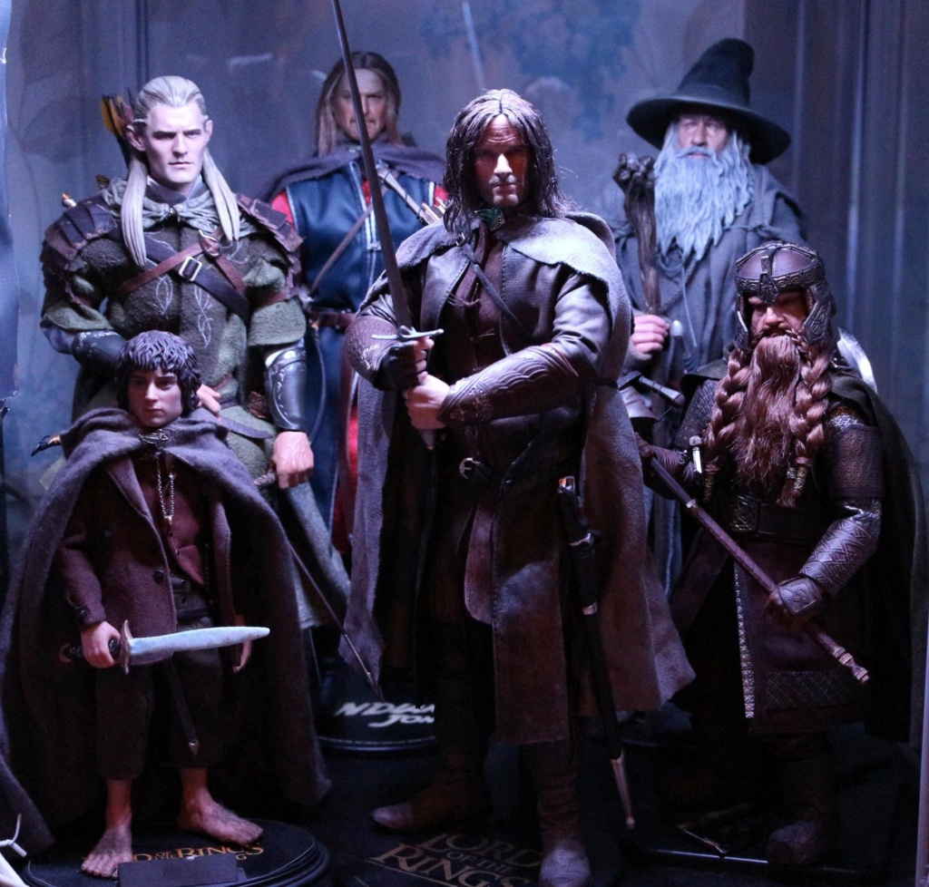 NEW PRODUCT: Asmus Toys The Lord of the Rings Series: Gimli (LOTR018) Timeme21