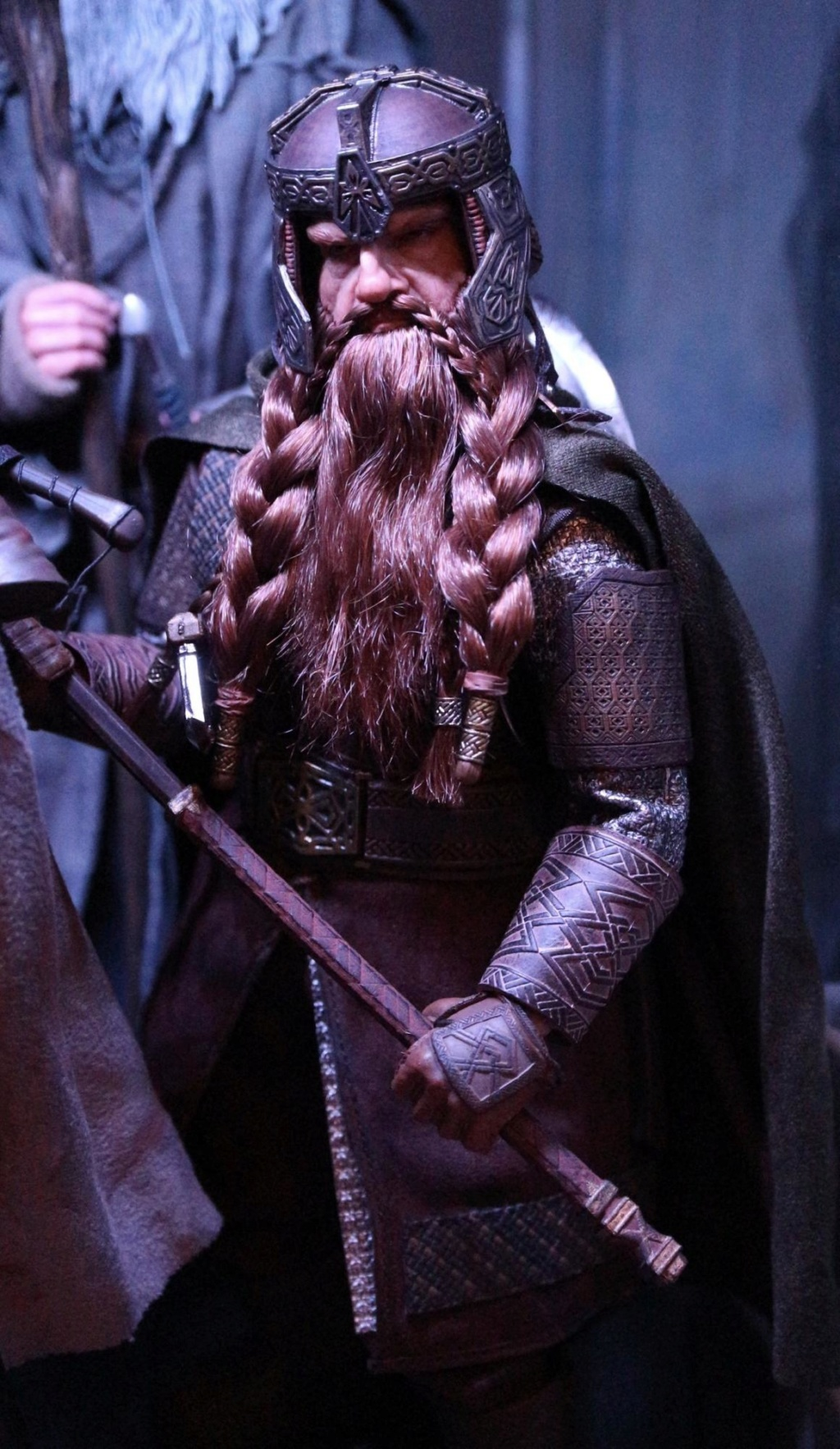 NEW PRODUCT: Asmus Toys The Lord of the Rings Series: Gimli (LOTR018) Timeme22