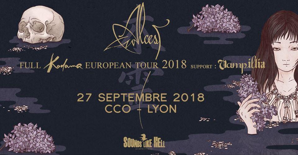 Alcest et Vampillia à Lyon (CCO) 35628712