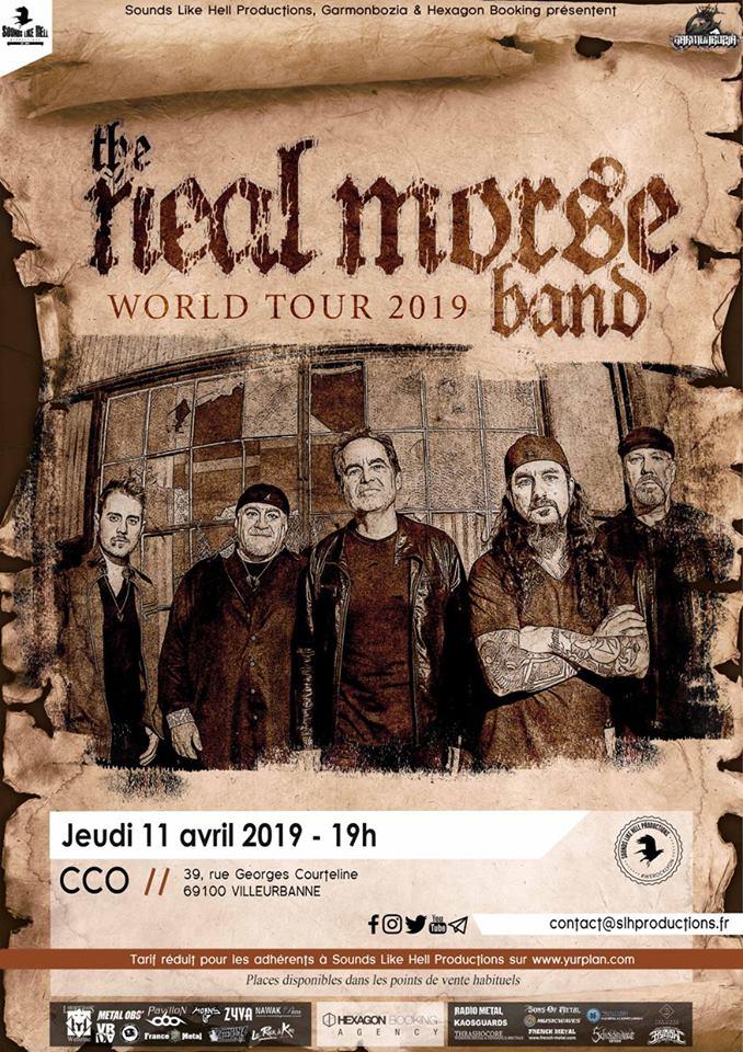 Neal Morse Band à Lyon (CCO) 44042012