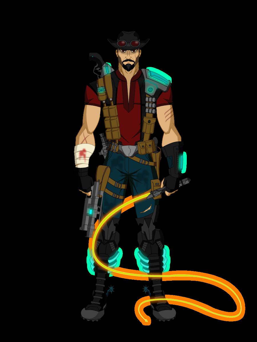 Personagens Heroe10