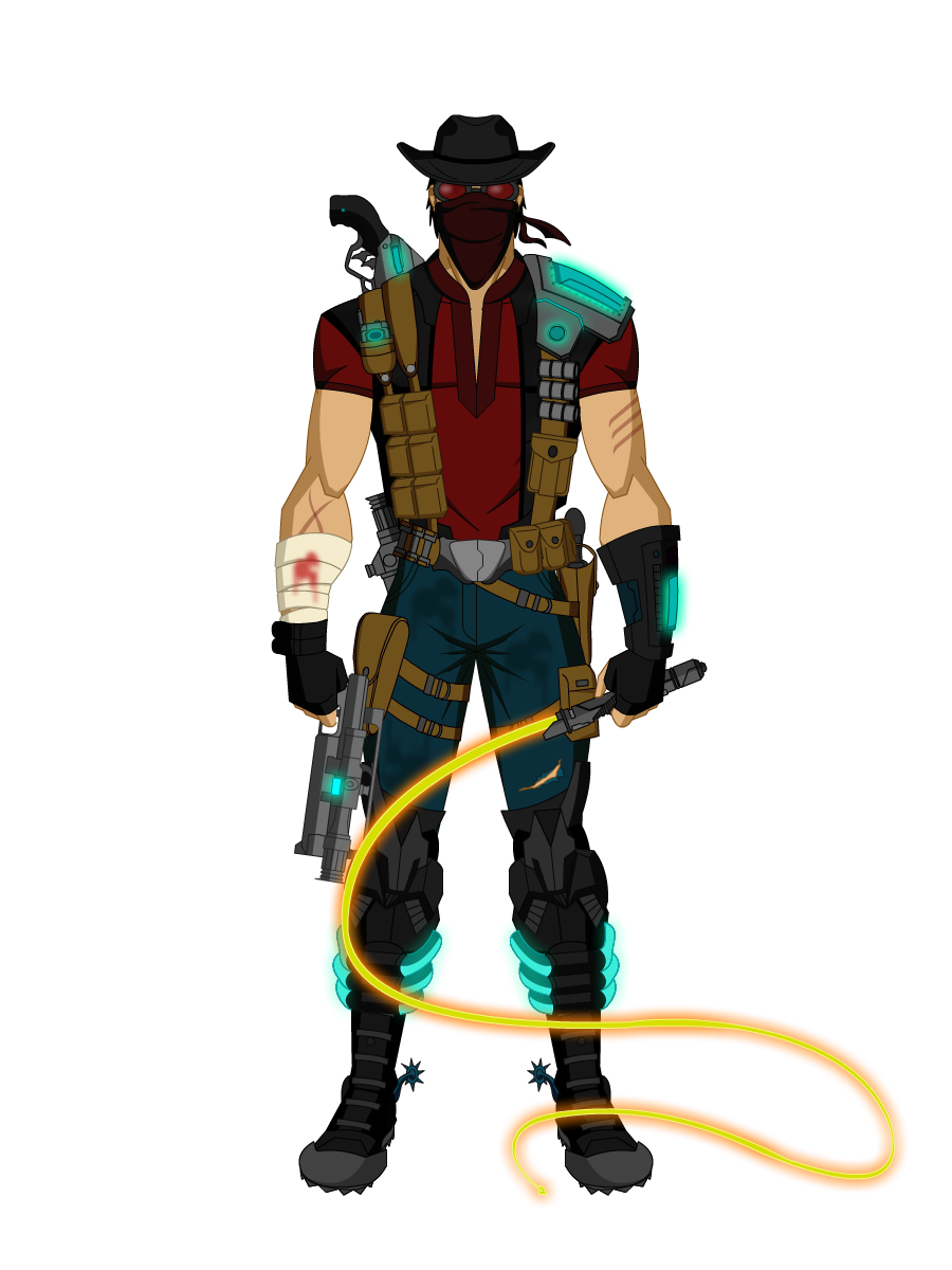 Personagens Heroe210