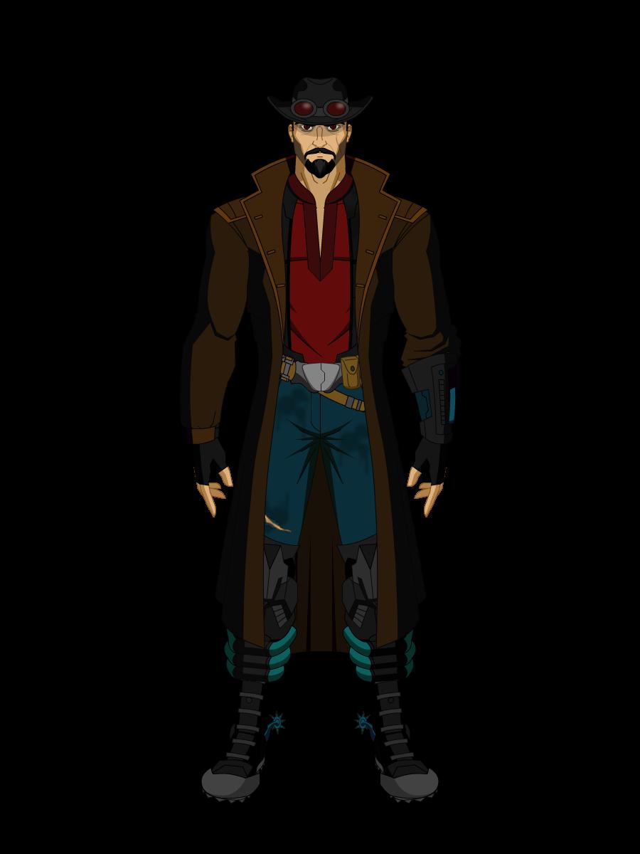 Personagens Heroe410