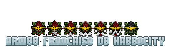 Armée Française de HabboCity