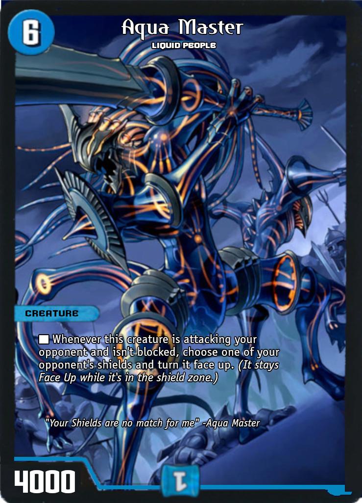 Duel Masters Template Aqua_m13