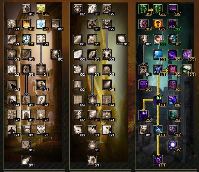 Uhuura Priest Shadow Build_10