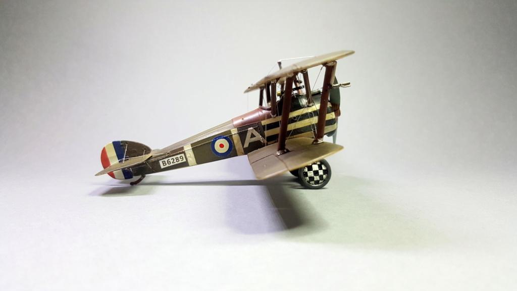 Sopwith Camel - 1/48 (kit antique de 1975) 00910